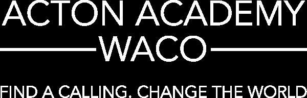 Acton Academy Waco - logo